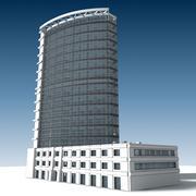 建筑25 3d model