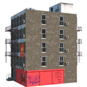 NYC Building 3 3d model