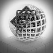 Matjoska Geogons - NgonCEPTION 3d model