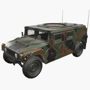 HMMWV 3d model