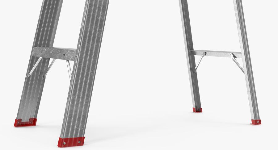 绘画梯子收藏 royalty-free 3d model - Preview no. 20