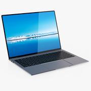 Huawei Matebook X Pro Notebook 3d model