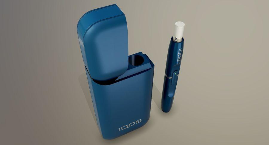 IQOS en cinco colores royalty-free modelo 3d - Preview no. 20