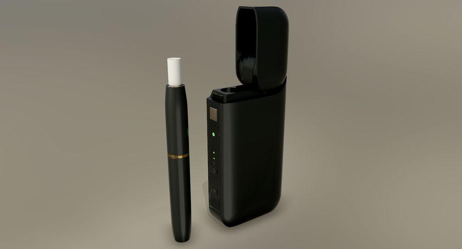 IQOS en cinco colores royalty-free modelo 3d - Preview no. 15