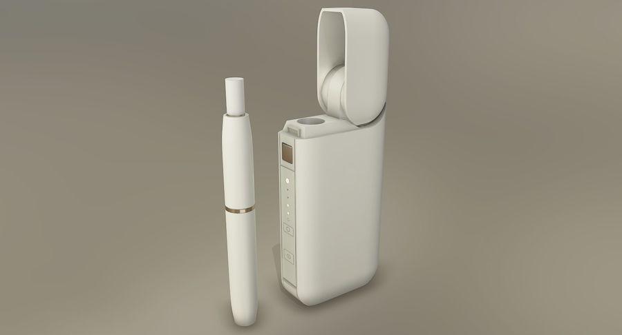 IQOS en cinco colores royalty-free modelo 3d - Preview no. 43