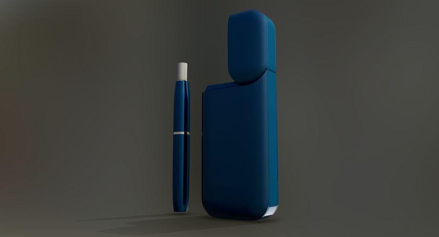 IQOS en cinco colores royalty-free modelo 3d - Preview no. 21