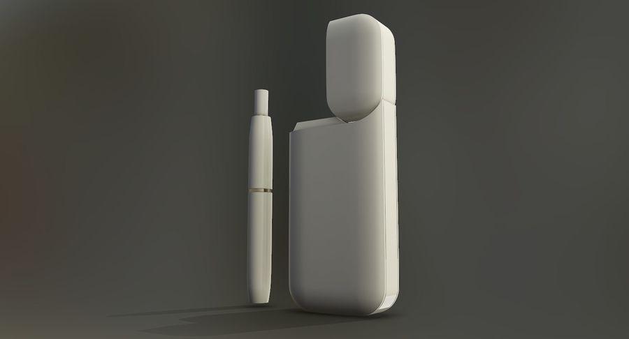 IQOS en cinco colores royalty-free modelo 3d - Preview no. 42
