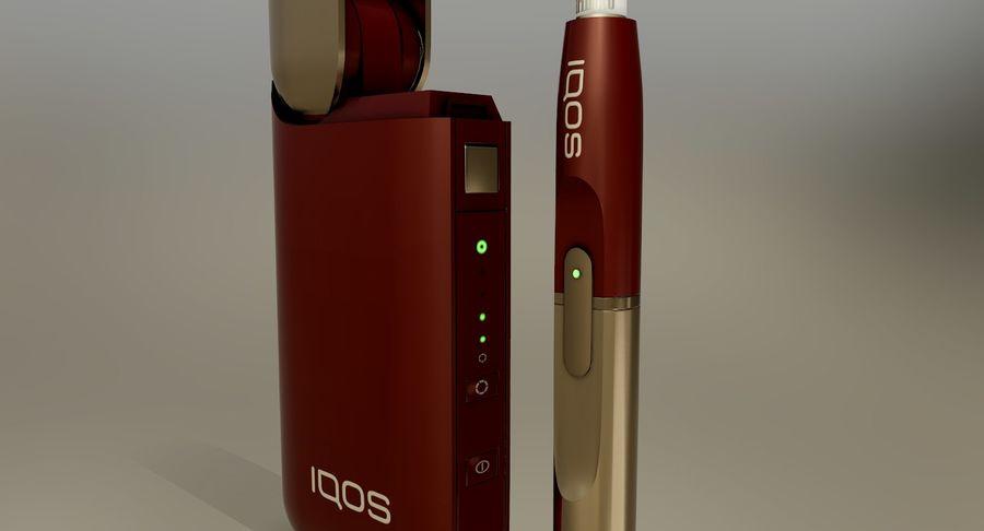 IQOS en cinco colores royalty-free modelo 3d - Preview no. 37