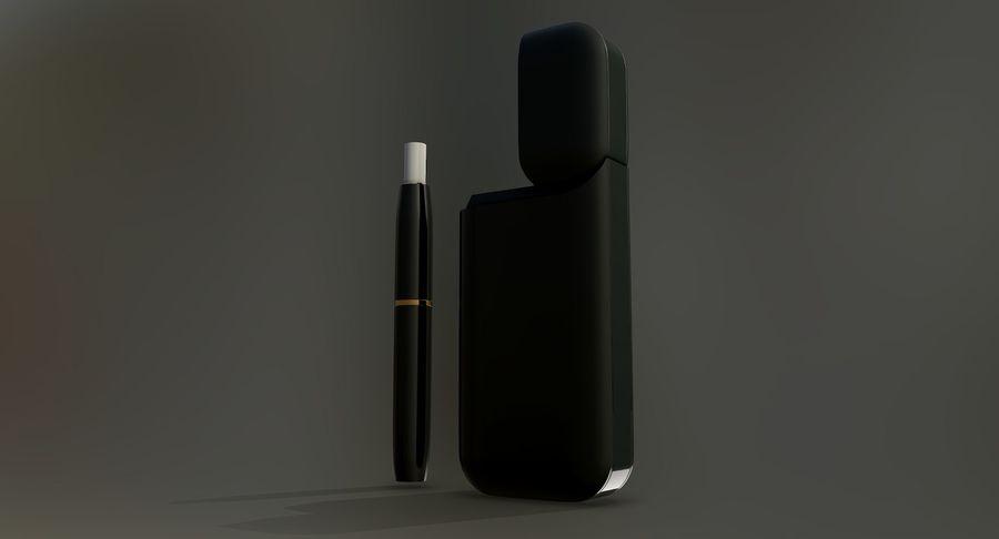 IQOS en cinco colores royalty-free modelo 3d - Preview no. 14