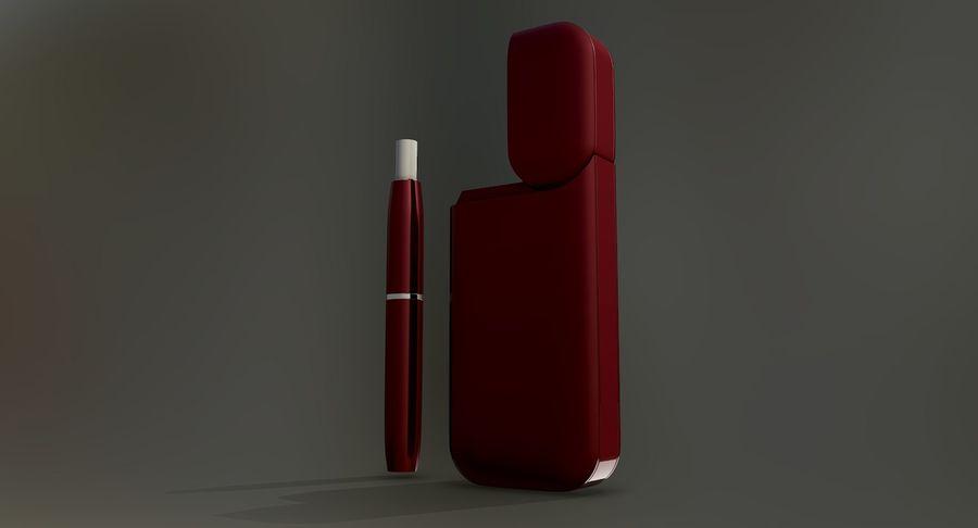 IQOS en cinco colores royalty-free modelo 3d - Preview no. 28
