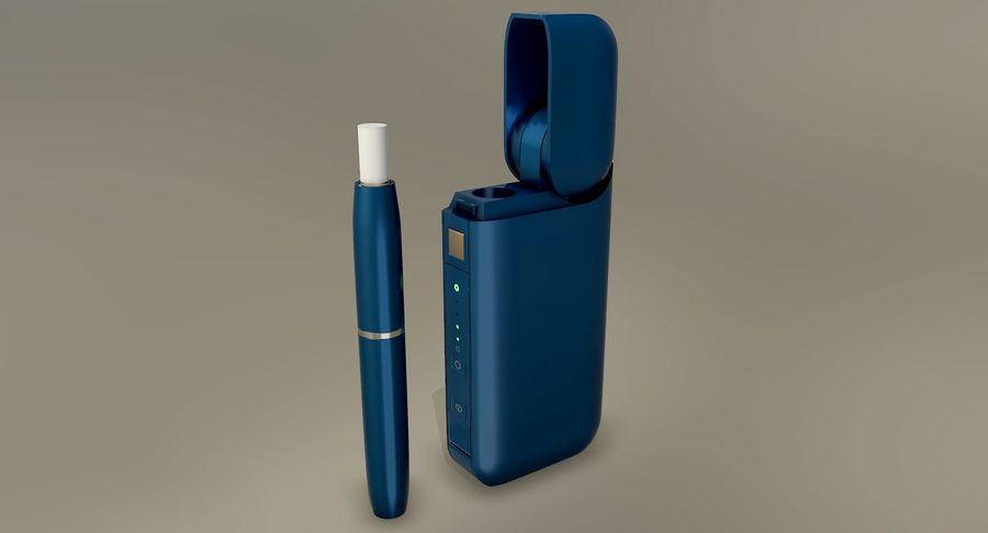 IQOS en cinco colores royalty-free modelo 3d - Preview no. 22