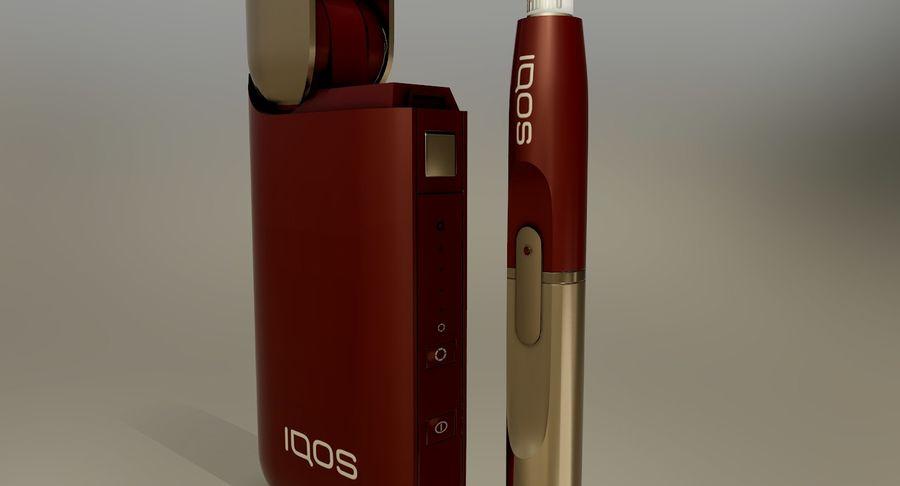 IQOS en cinco colores royalty-free modelo 3d - Preview no. 38
