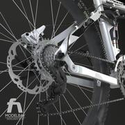 Mountain Bike RAM 3d model