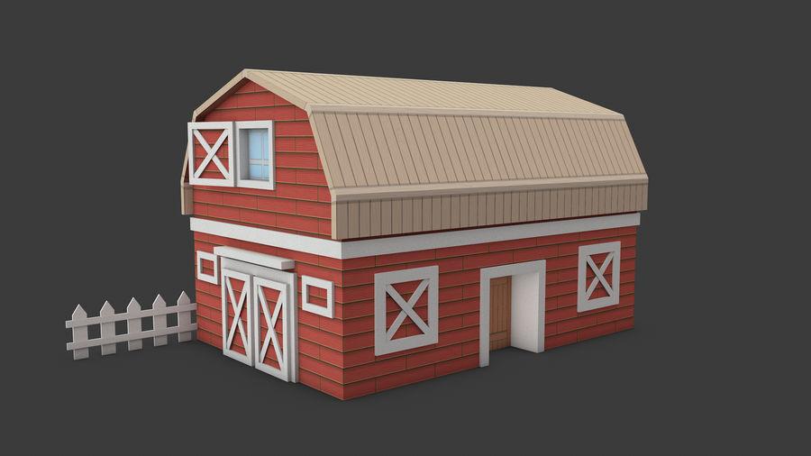 模块化建筑-ISOLAND royalty-free 3d model - Preview no. 8