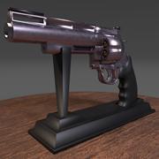 リボルバー 3d model