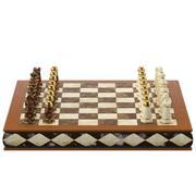 Haydel Decorative Entertaining Chess 3d model