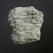 Esculpir piedra A modelo 3d