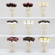 Marshmallows 3d model