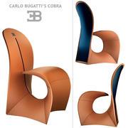 KRZESŁO CARLO BUGATTIS COBRA 3d model