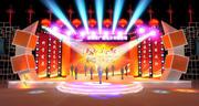 3DS Max 2014 Stage Concert 19 3d model
