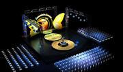 Koncert sceniczny 3DS Max 2014 22 3d model