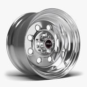 焊接Draglite轮 3d model
