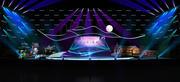 3DS Max 2014 Stage Concert 40 3d model