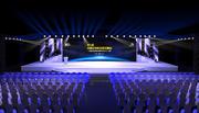 3DS Max 2014 Stage Concert 47 3d model