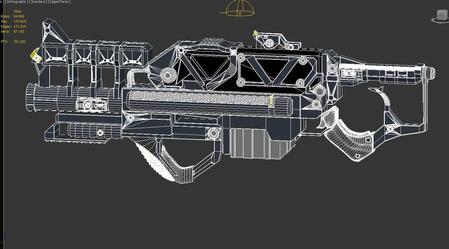機械 royalty-free 3d model - Preview no. 3