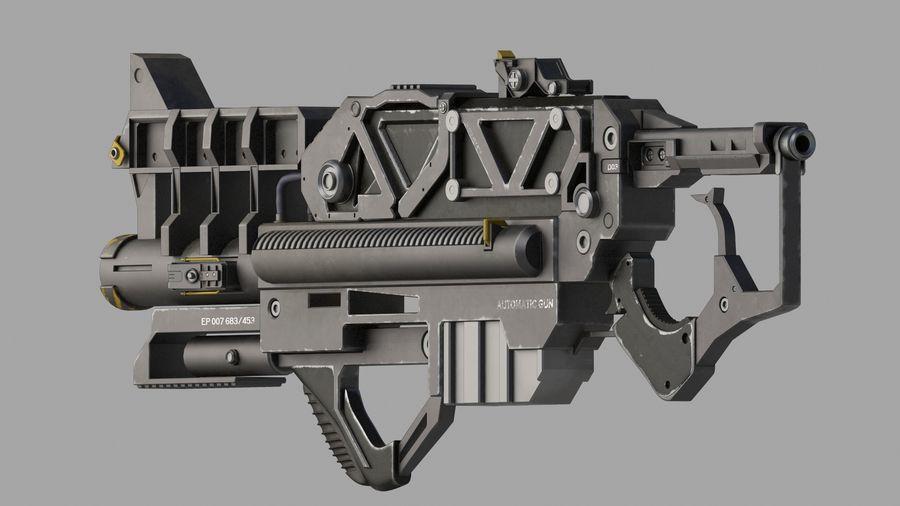機械 royalty-free 3d model - Preview no. 6