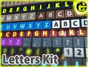 字母套件 3d model