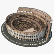 Coliseu 3d model