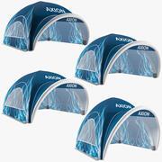 Tents Lite inflatable Axion 3d model