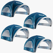 Tents Square inflatable Axion 3d model
