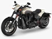Harley-Davidson FXDR 114 2019 년 3d model