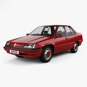 质子传奇1985 3d model