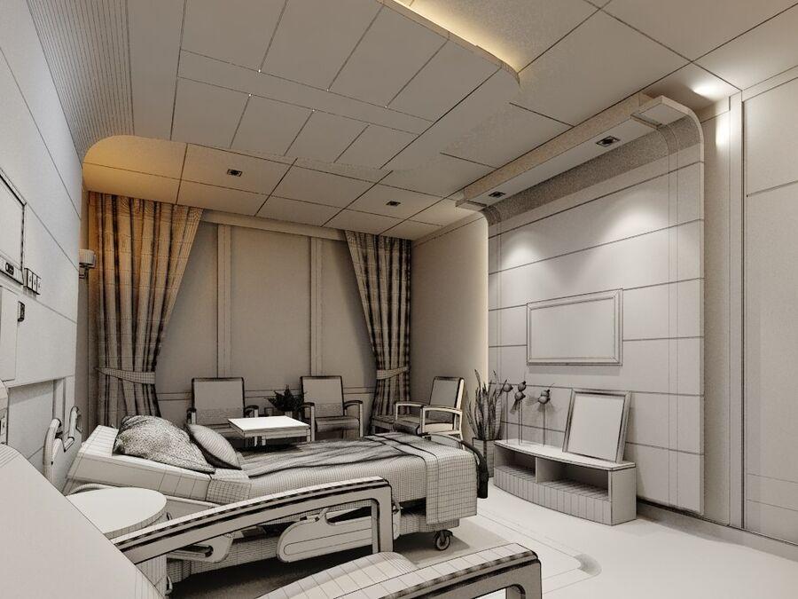 Patientrum (VIP) royalty-free 3d model - Preview no. 5