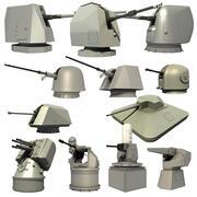 海軍兵器システム(1) 3d model