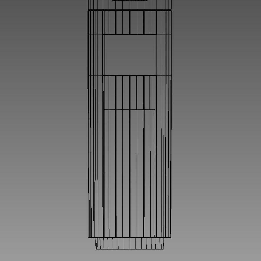 垃圾箱 royalty-free 3d model - Preview no. 8