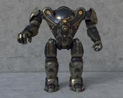 Militärroboter / Rüstung 3d model