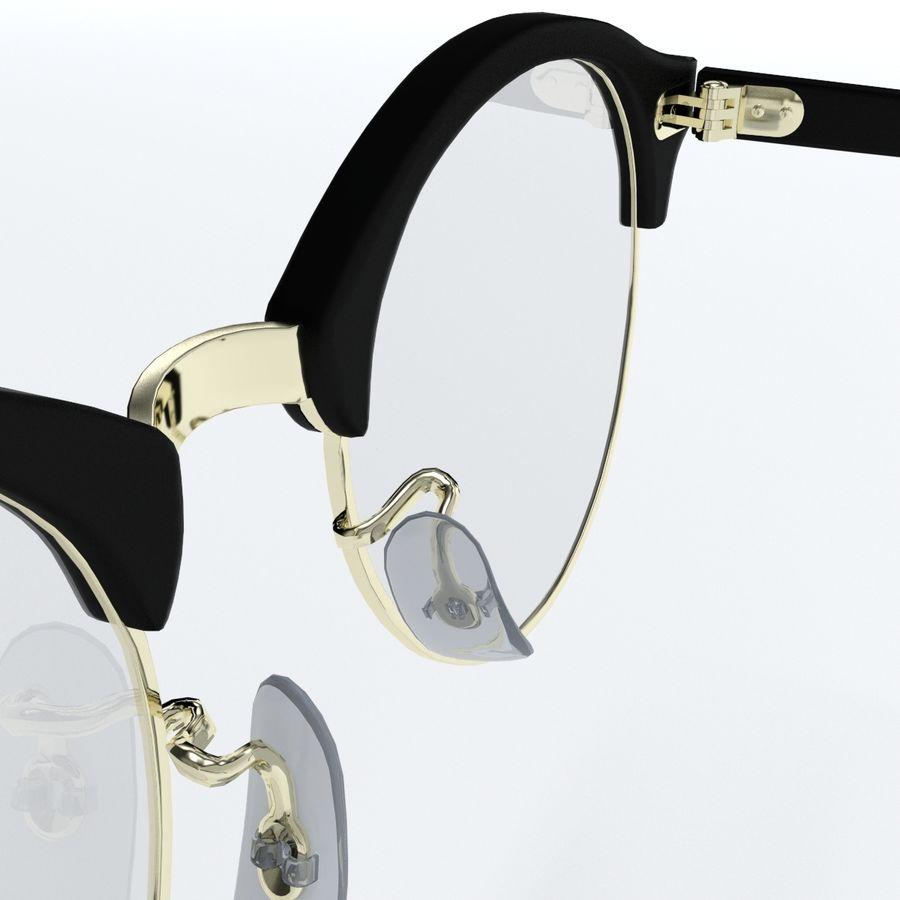 Bicchieri royalty-free 3d model - Preview no. 4