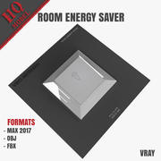 ROOM ENERGY SAVER 3d model
