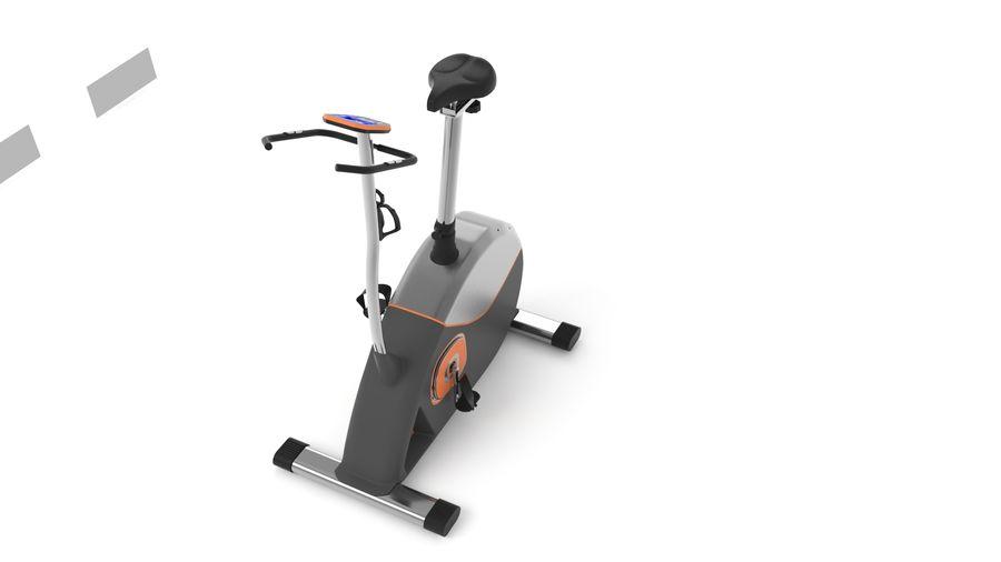エアロバイク royalty-free 3d model - Preview no. 5