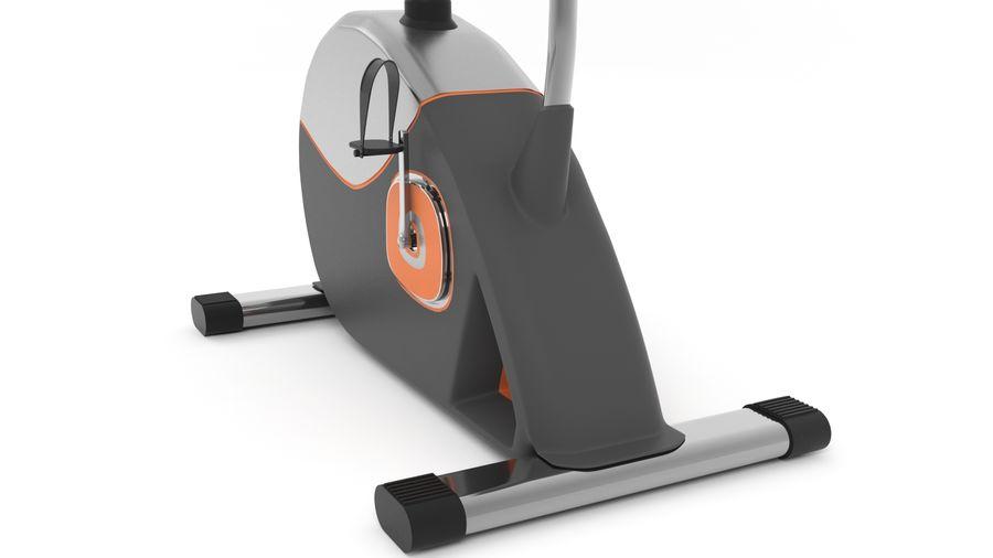 エアロバイク royalty-free 3d model - Preview no. 8