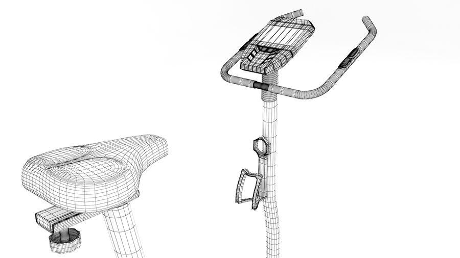 エアロバイク royalty-free 3d model - Preview no. 15