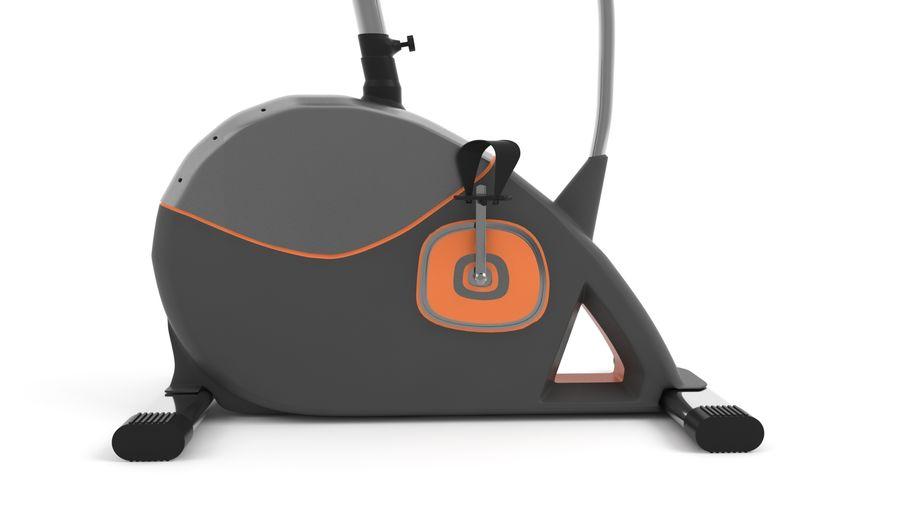 エアロバイク royalty-free 3d model - Preview no. 6
