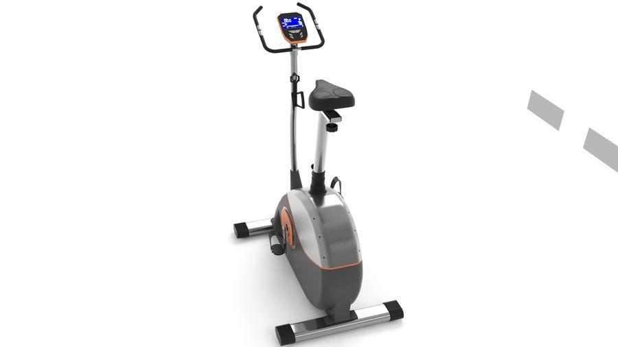 エアロバイク royalty-free 3d model - Preview no. 3