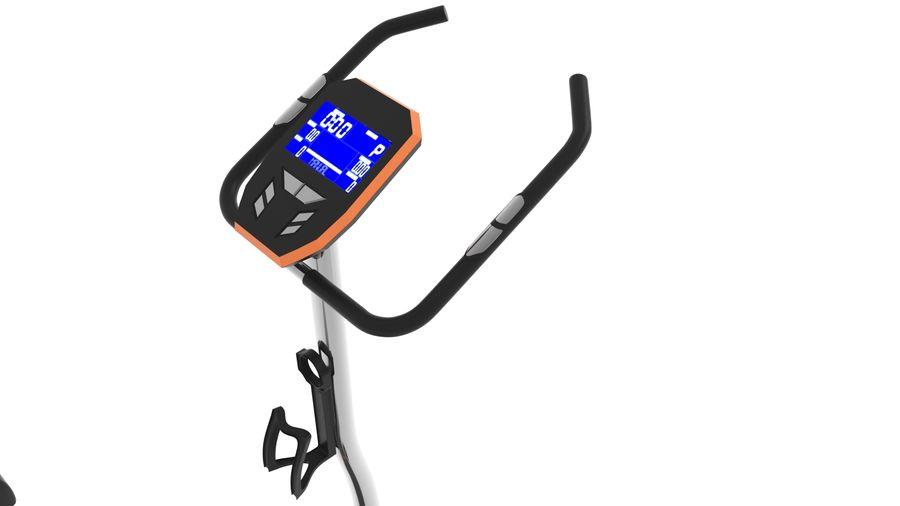エアロバイク royalty-free 3d model - Preview no. 10
