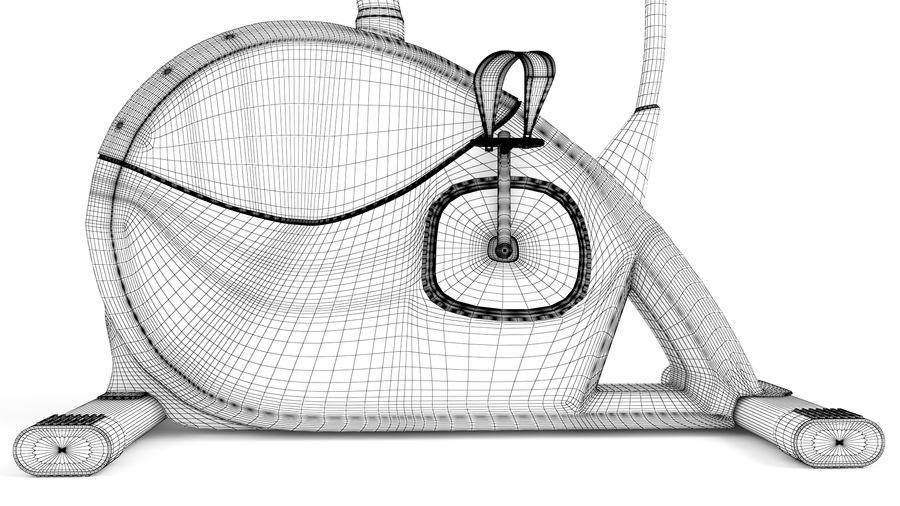 エアロバイク royalty-free 3d model - Preview no. 14