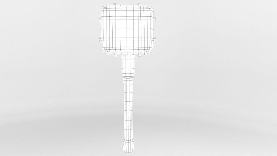 远古之锤 royalty-free 3d model - Preview no. 25